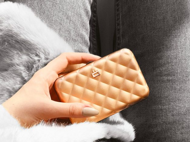 QUILTED LADY CASE