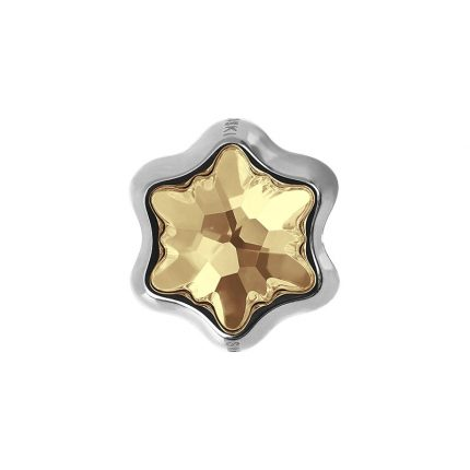 SWAROVSKI BeCharmed Star Bead golden shadow