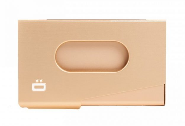 ONE TOUCH rose gold