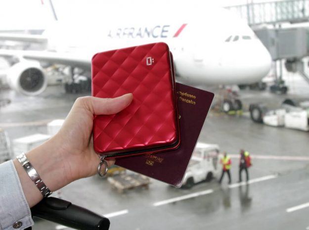 QUILTED PASSPORT