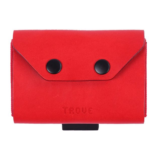 COIN CADDY Red