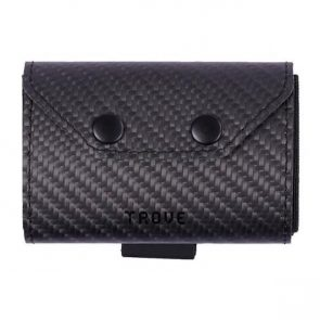 COIN CADDY Black Carbon
