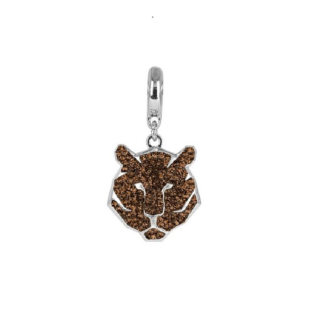 SWAROVSKI BeCharmed Tiger Charm