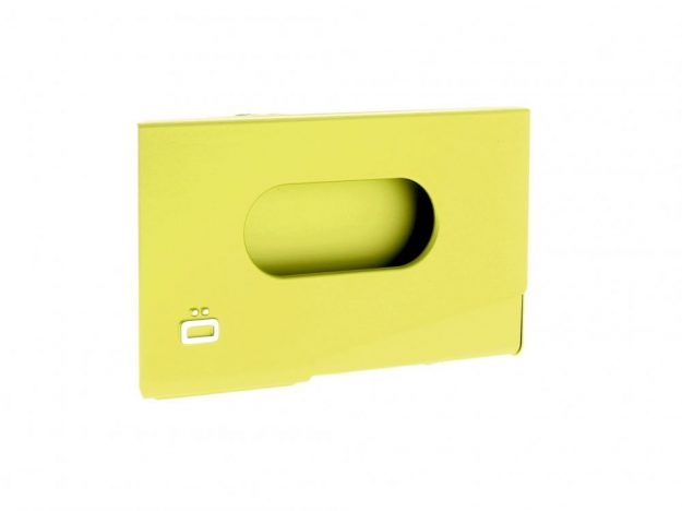 ONE TOUCH lime aluminium