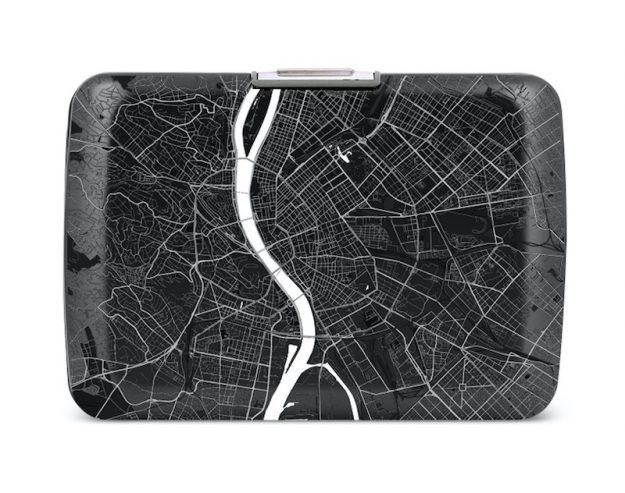STOCKHOLM SMART CASE V2 city map edition aluminium