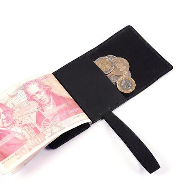 CASH WRAP Black