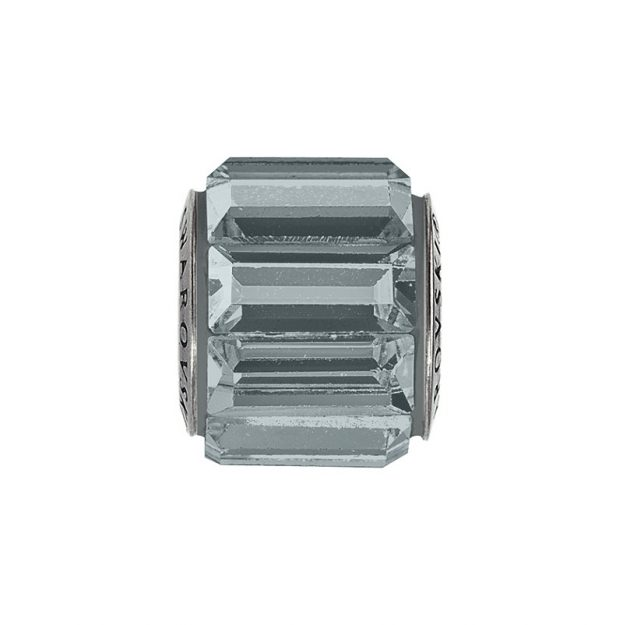 SWAROVSKI BeCharmed Pavé Bead black diamond