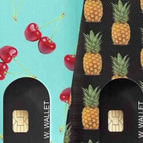 FRUITY WALLET les petits Ananas