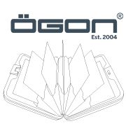 ONE TOUCH red aluminium